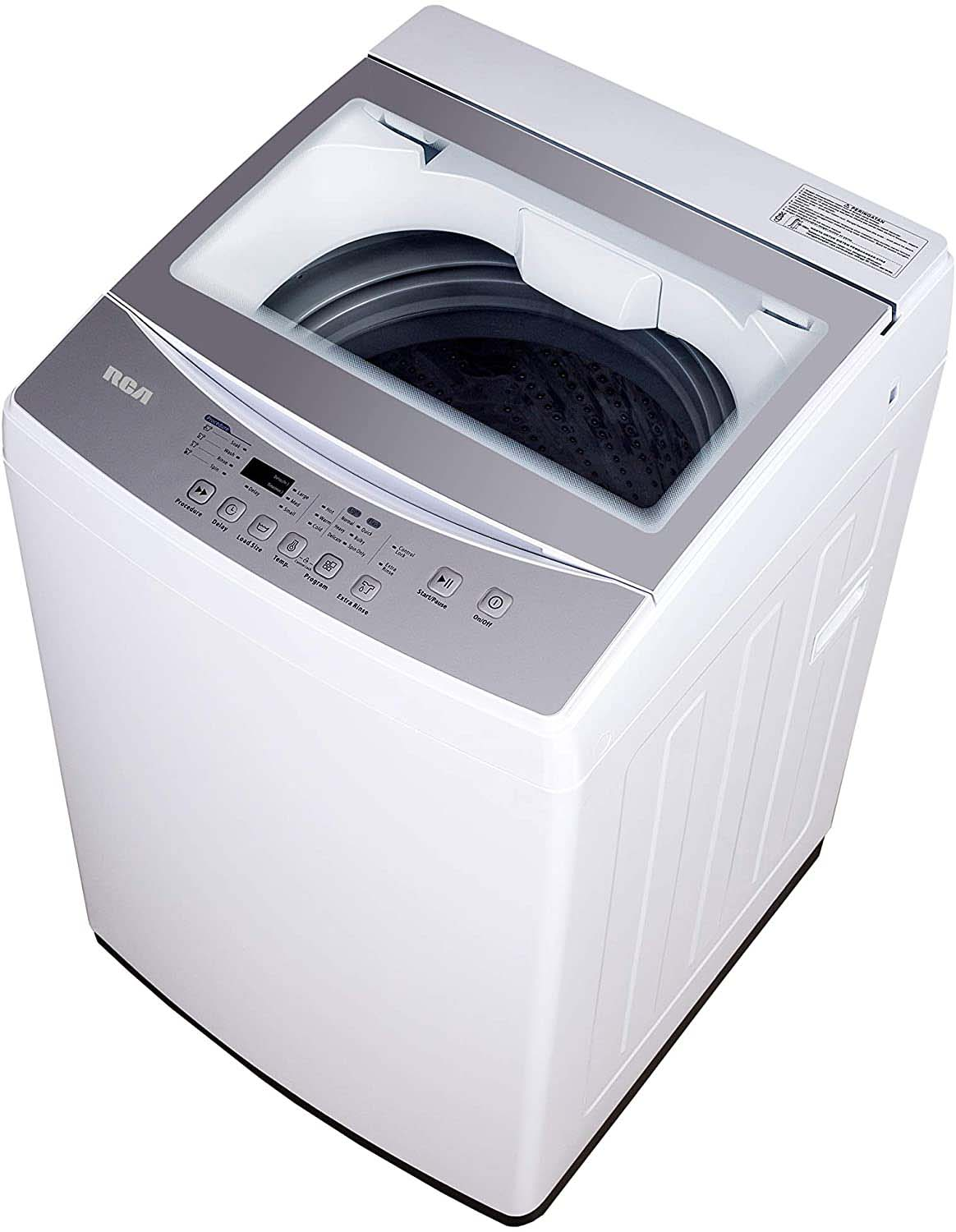 quietest washing machine