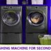 best washing machine for second floor laundry room